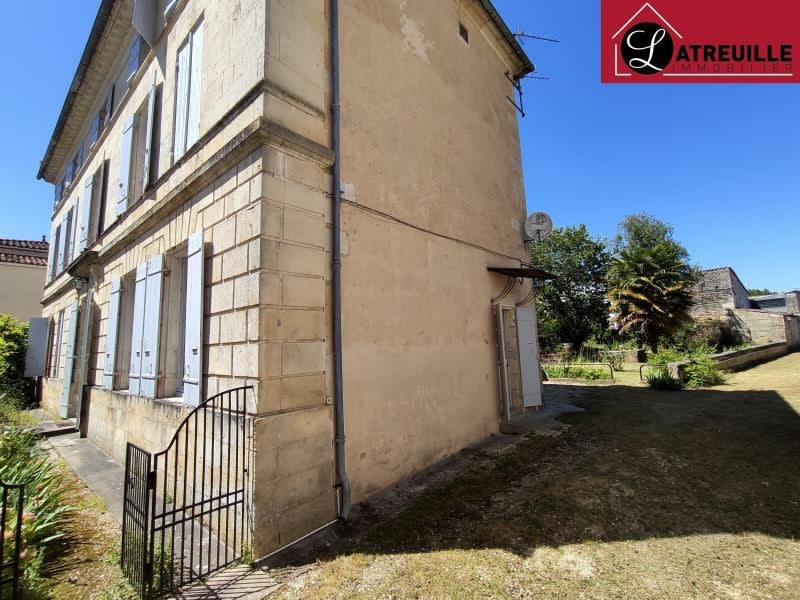 Vente maison / villa Gemozac 292 040€ - Photo 1