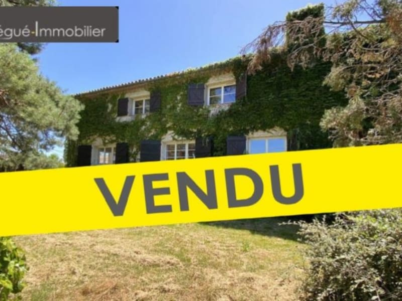 Vente maison / villa Pibrac 598 000€ - Photo 1