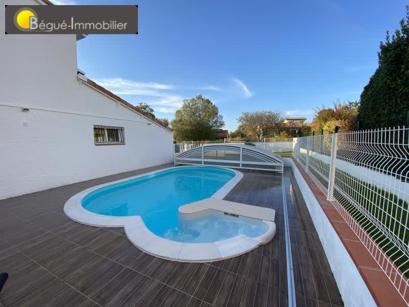 Vente maison / villa Pibrac 452000€ - Photo 10