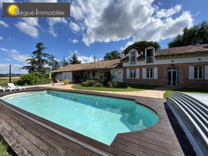 Sale house / villa L isle jourdain 750 000€ - Picture 10