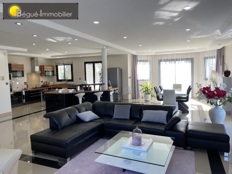 Sale house / villa Pibrac 540000€ - Picture 2