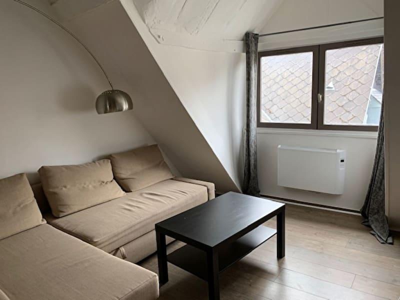 Rental apartment Rouen 520€ CC - Picture 2