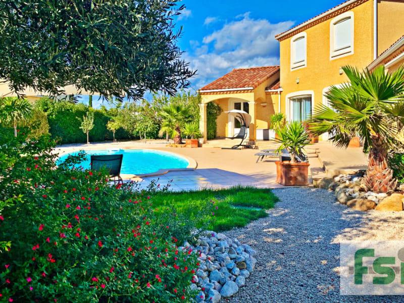 Vente maison / villa Thezan les beziers 570000€ - Photo 1