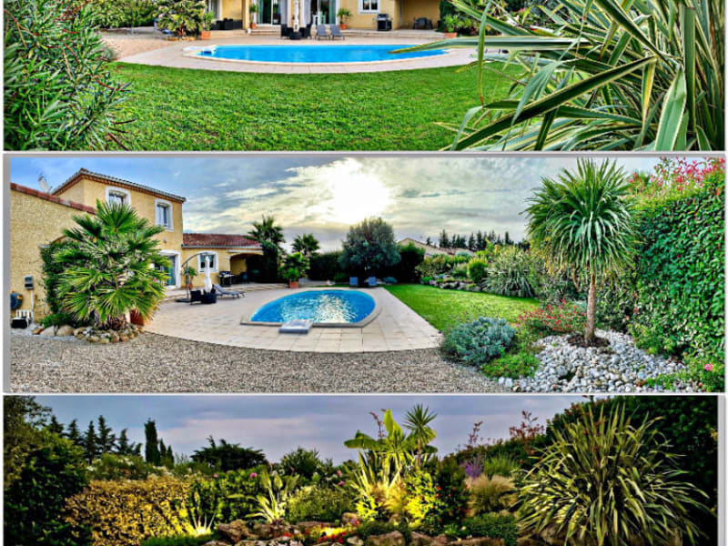 Vente maison / villa Thezan les beziers 570000€ - Photo 2