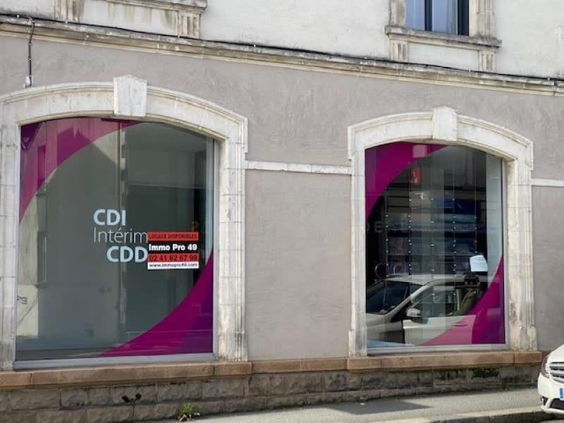 Location local commercial Cholet 1300€ HC - Photo 1