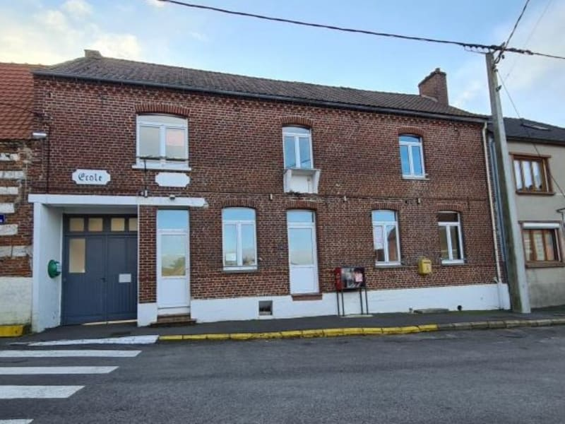 Sale building Herbelles 157500€ - Picture 1
