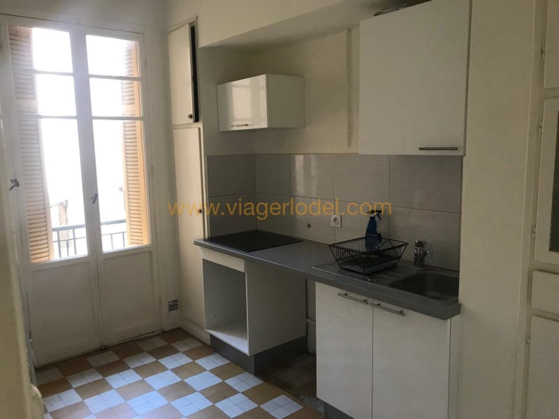 Life annuity apartment Nice 59 500€ - Picture 3