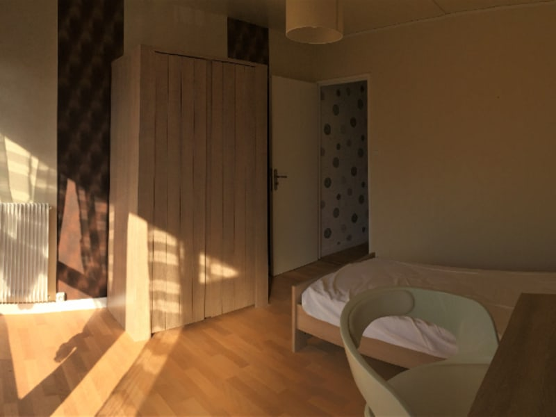 Rental apartment Rennes 360€ CC - Picture 2