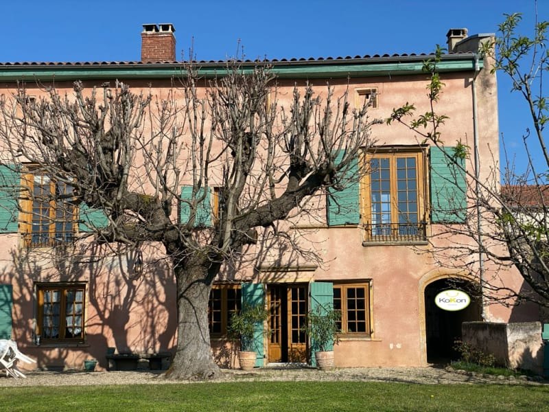 Deluxe sale house / villa Millery 1200000€ - Picture 3