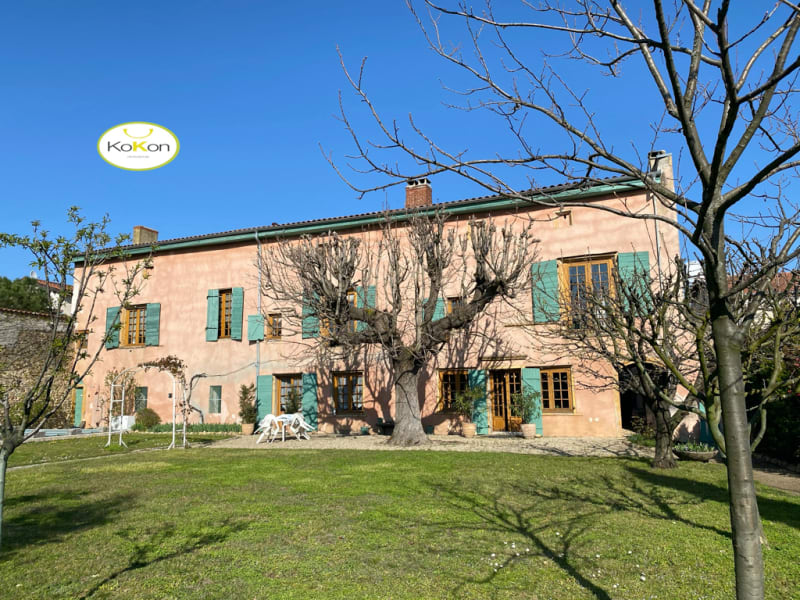 Vente de prestige maison / villa Millery 1200000€ - Photo 5