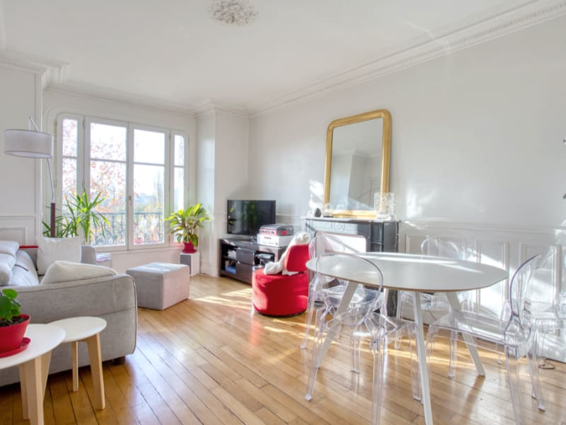 Vente appartement Paris 15ème 728 000€ - Photo 1
