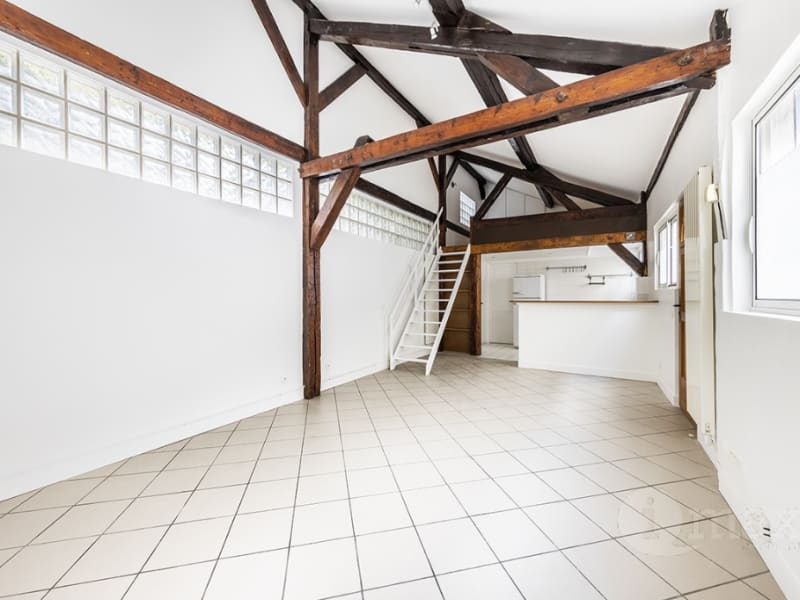 Vente appartement Clichy 465500€ - Photo 1