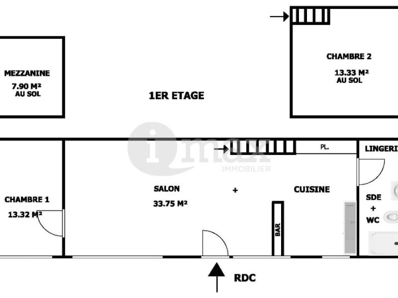 Vente appartement Clichy 465500€ - Photo 9