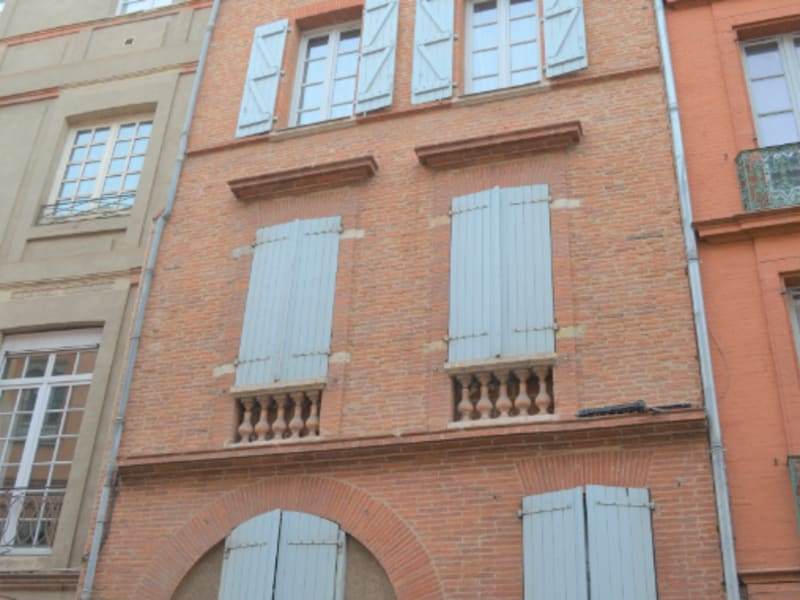Rental apartment Toulouse 627€ CC - Picture 1