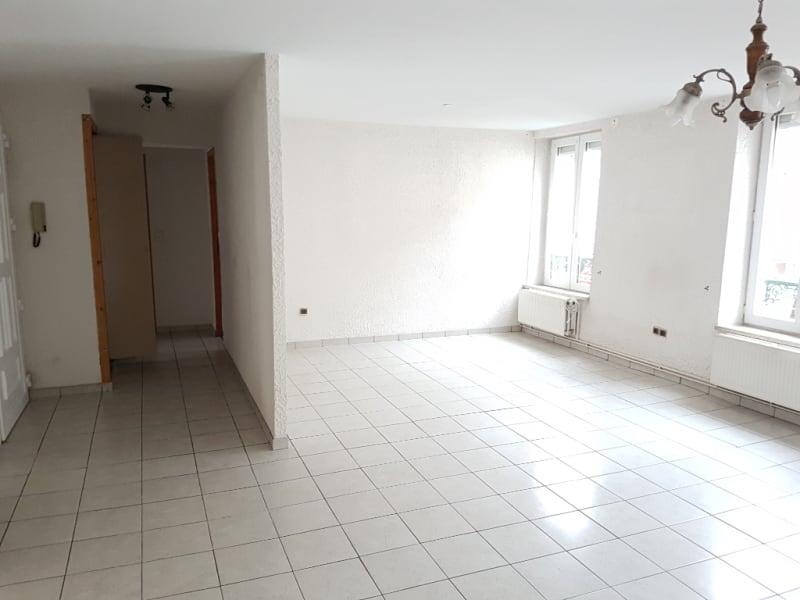 Sale apartment Saint die 66000€ - Picture 4
