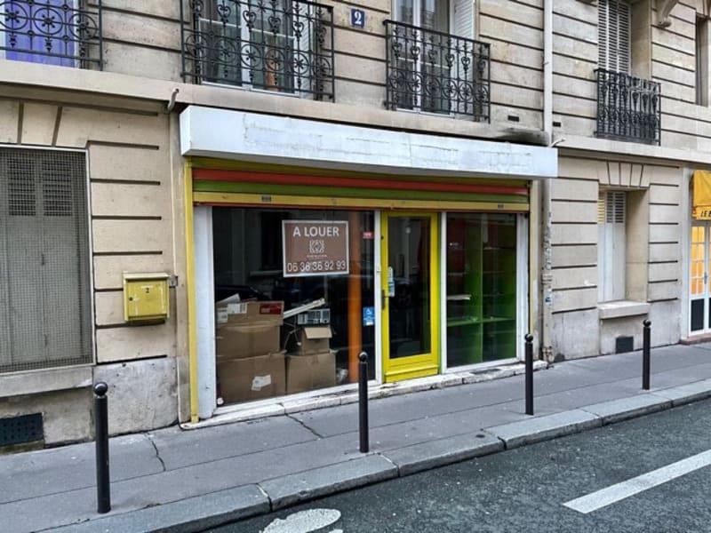 Location local commercial Paris 15ème 1270€ HC - Photo 1