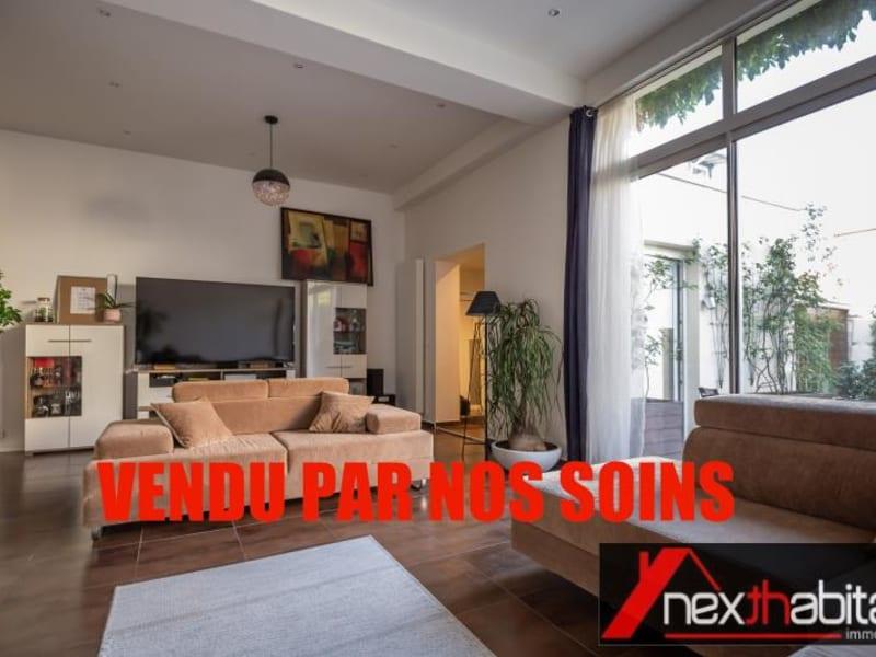 Vente maison / villa Les pavillons sous bois 529000€ - Photo 1