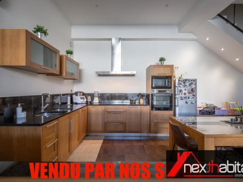 Vente maison / villa Les pavillons sous bois 529000€ - Photo 2