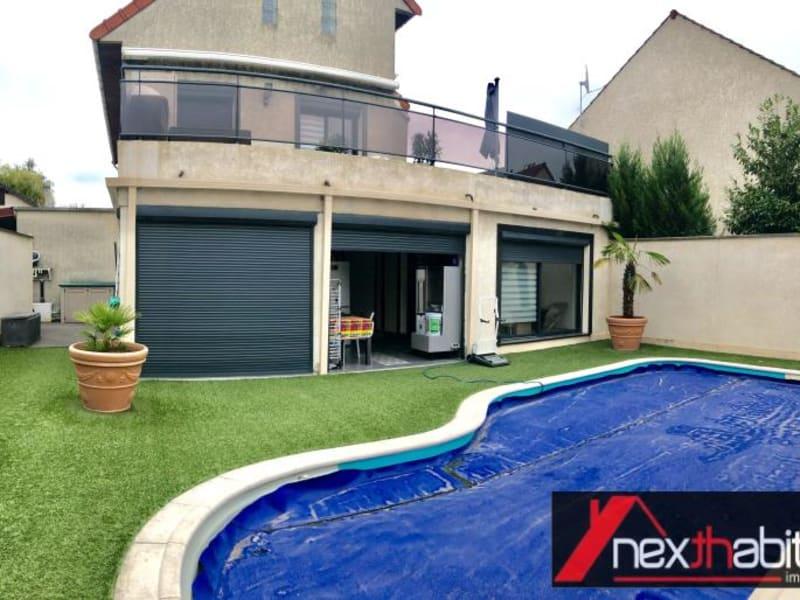 Vente maison / villa Bondy 522000€ - Photo 1