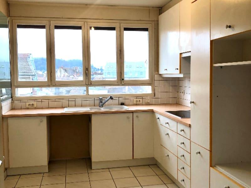 Sale apartment Lons le saunier 150000€ - Picture 2