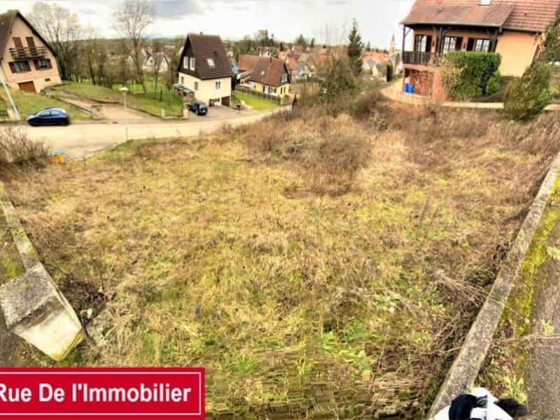Vente terrain Melsheim 66000€ - Photo 2