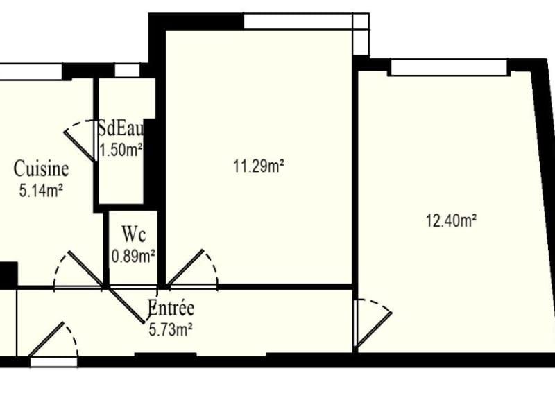 Vente appartement Issy les moulineaux 271700€ - Photo 8