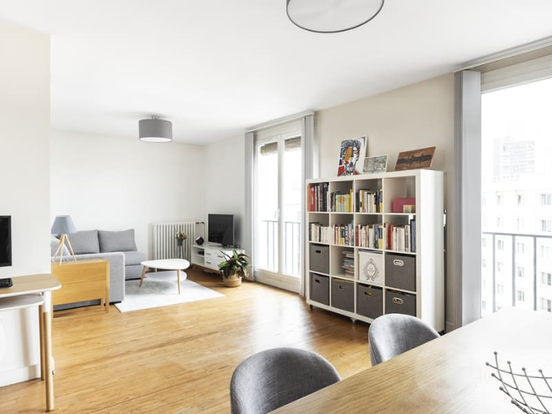 Sale apartment Courbevoie 499000€ - Picture 1
