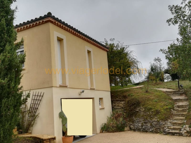 Vendita nell' vitalizio di vita casa Saint-pierre-lafeuille 99500€ - Fotografia 9