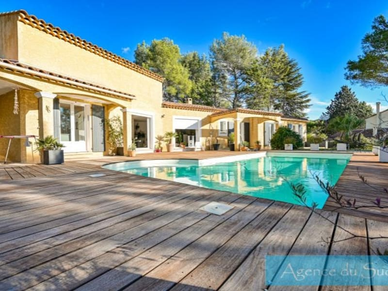 Vente maison / villa La bouilladisse 670000€ - Photo 1