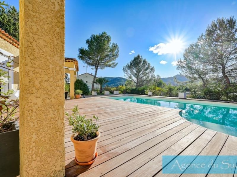 Vente maison / villa La bouilladisse 670000€ - Photo 2