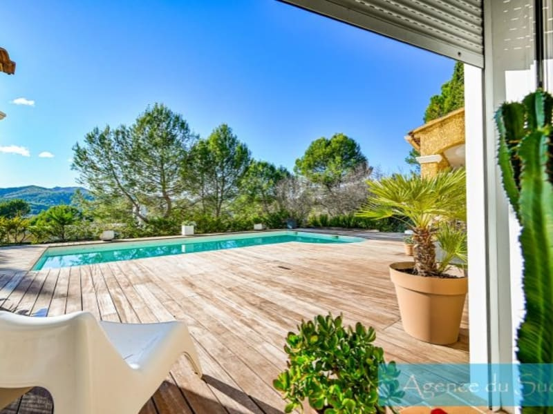 Vente maison / villa La bouilladisse 670000€ - Photo 3
