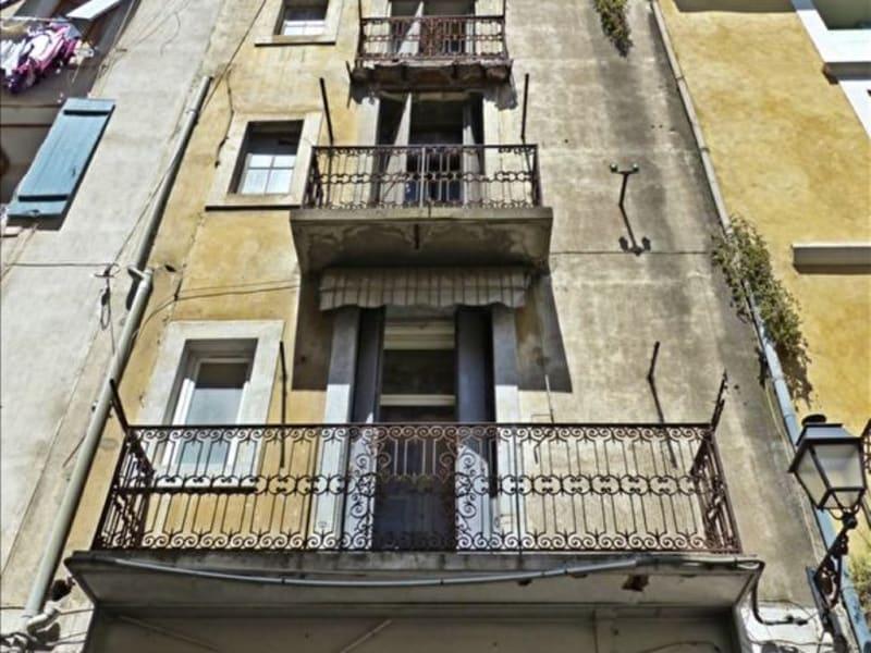 Sale building Beziers 118000€ - Picture 1