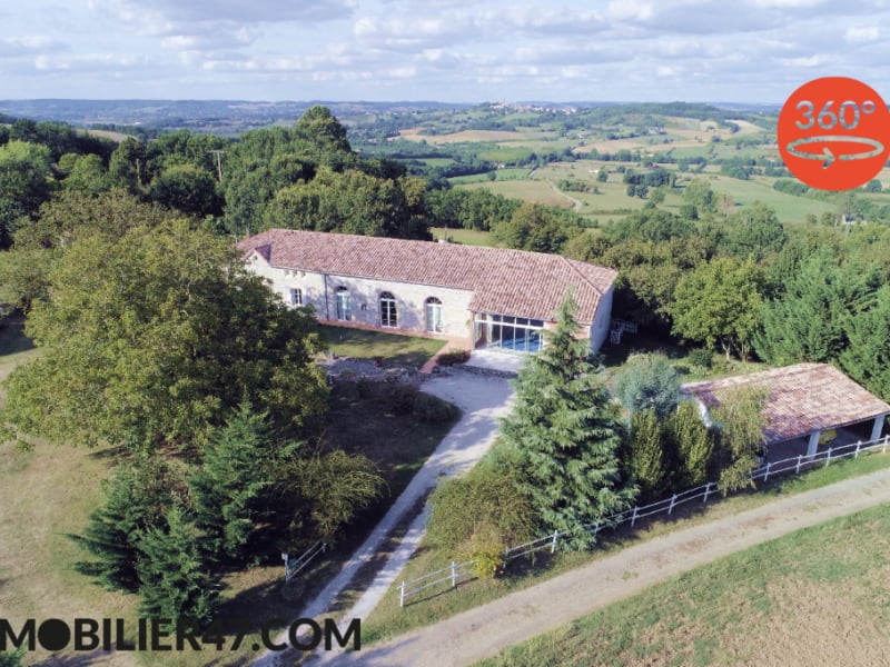 Deluxe sale house / villa Prayssas 649000€ - Picture 1