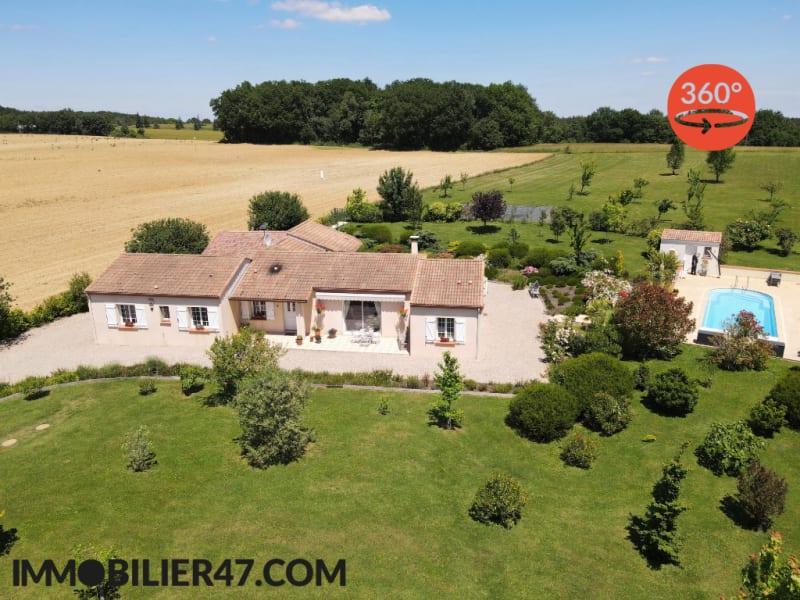 Sale house / villa Prayssas 359000€ - Picture 1