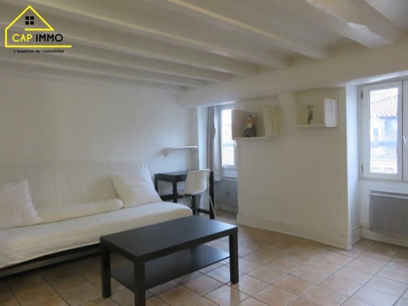 Sale apartment Lyon 6ème 147000€ - Picture 1
