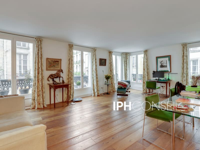 Vente appartement Paris 6ème 1590000€ - Photo 2