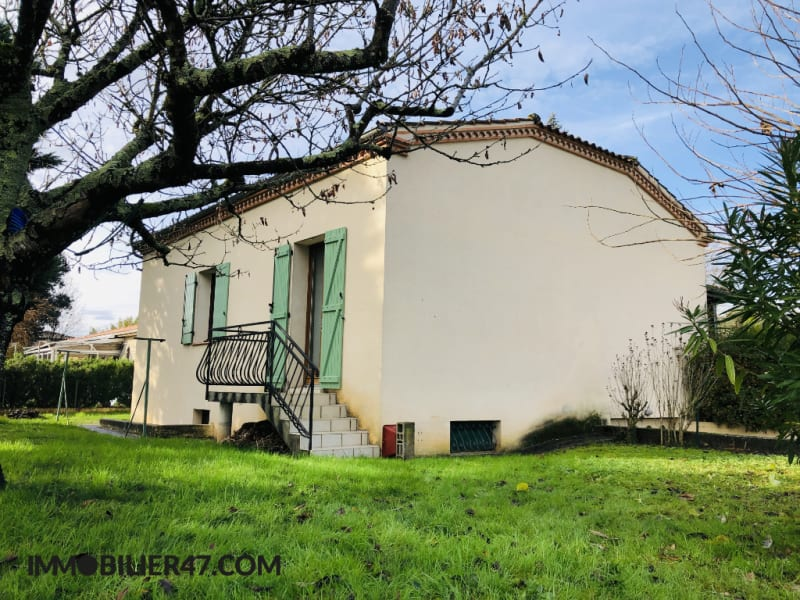 Verkoop  huis Castelmoron sur lot 123500€ - Foto 5
