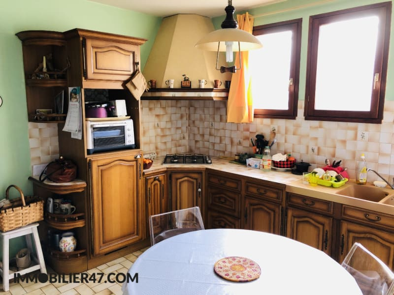 Verkoop  huis Castelmoron sur lot 123500€ - Foto 7