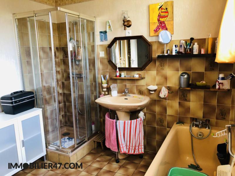 Verkoop  huis Castelmoron sur lot 123500€ - Foto 9