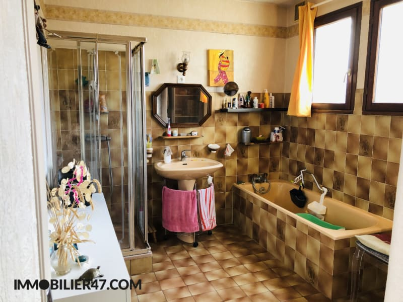 Verkoop  huis Castelmoron sur lot 123500€ - Foto 11