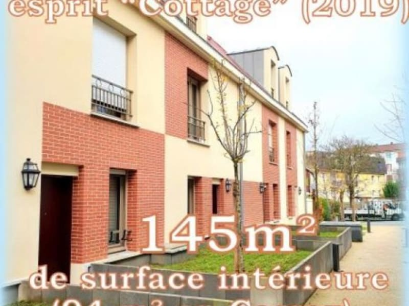 Sale apartment Le raincy 585 000€ - Picture 1