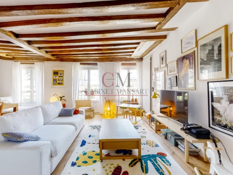 Sale apartment Versailles 747 780€ - Picture 4