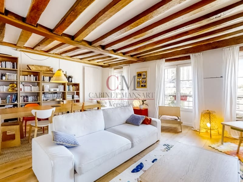 Sale apartment Versailles 747 780€ - Picture 6