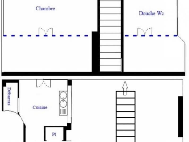 Verkoop  appartement Paris 18ème 395000€ - Foto 4