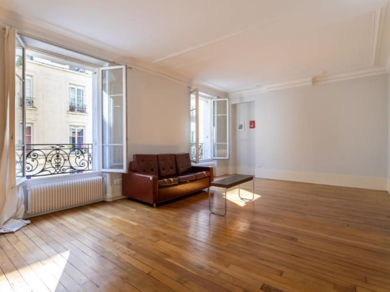 Verkoop  appartement Paris 18ème 515000€ - Foto 1