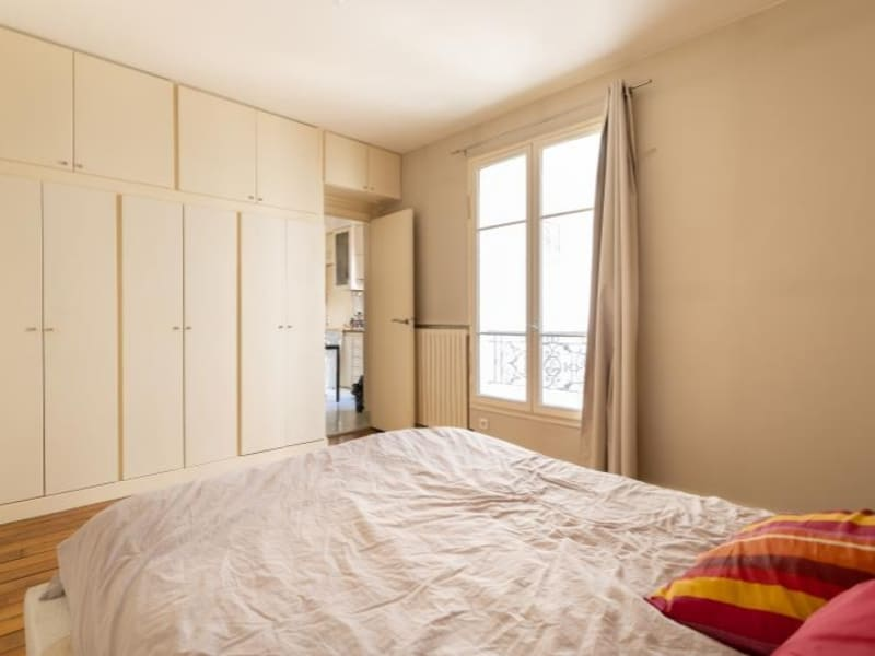 Verkoop  appartement Paris 18ème 515000€ - Foto 5