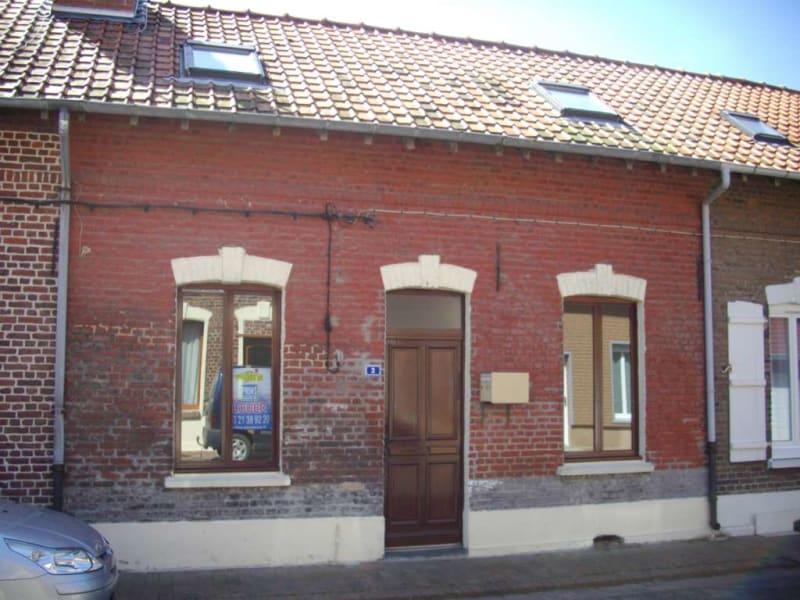 Rental house / villa Estree blanche 508,18€ CC - Picture 1