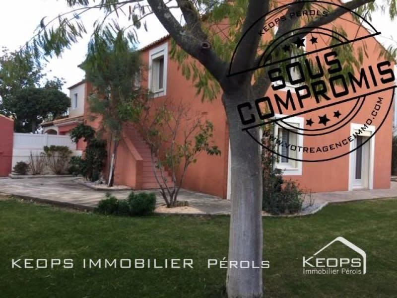 Vente maison / villa Perols 495000€ - Photo 1