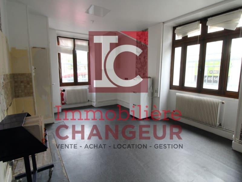 Sale apartment Saint jean de moirans 110000€ - Picture 1