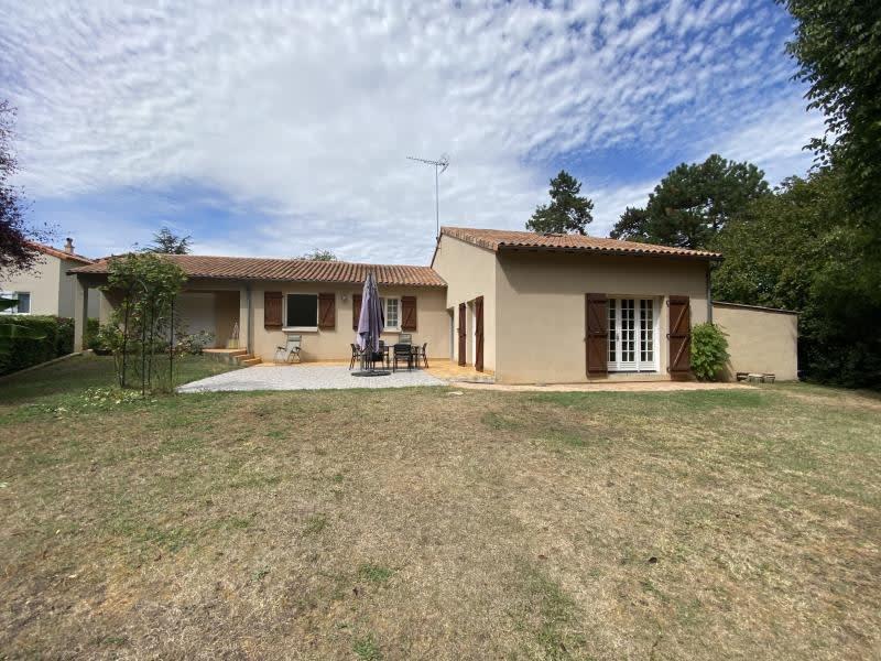 Vente maison / villa Chasseneuil du poitou 353500€ - Photo 2